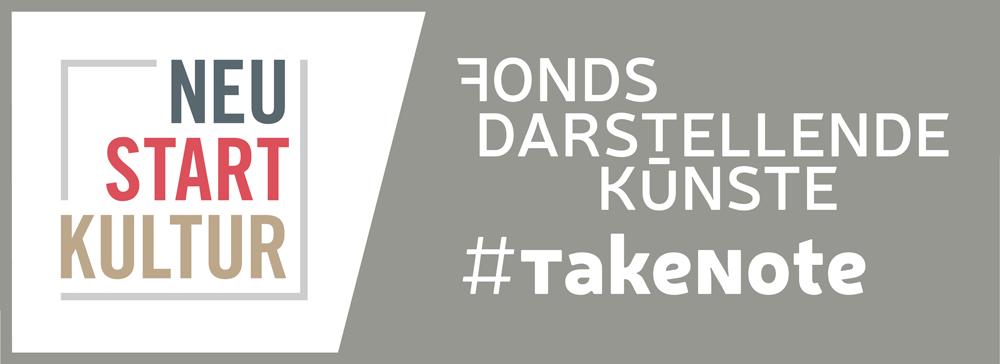 Fonds Darstellende Künste #TakeNote